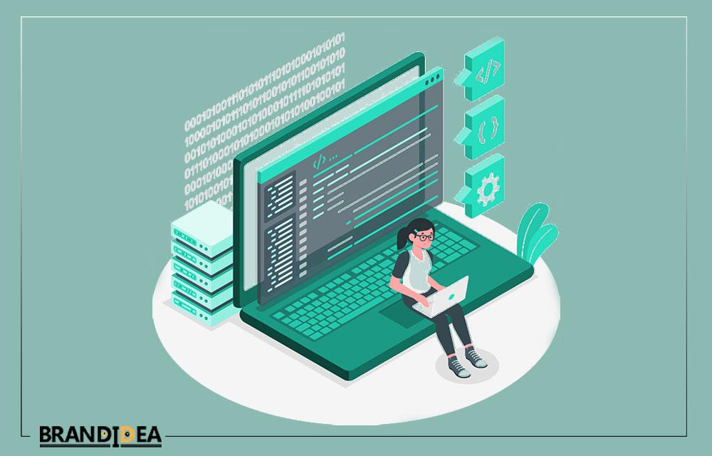 طراحی سایت با برنامه نویسی