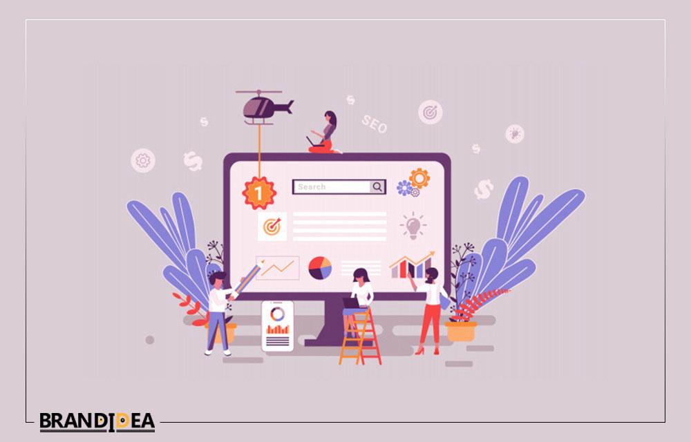 اصول طراحی سایت بهینه