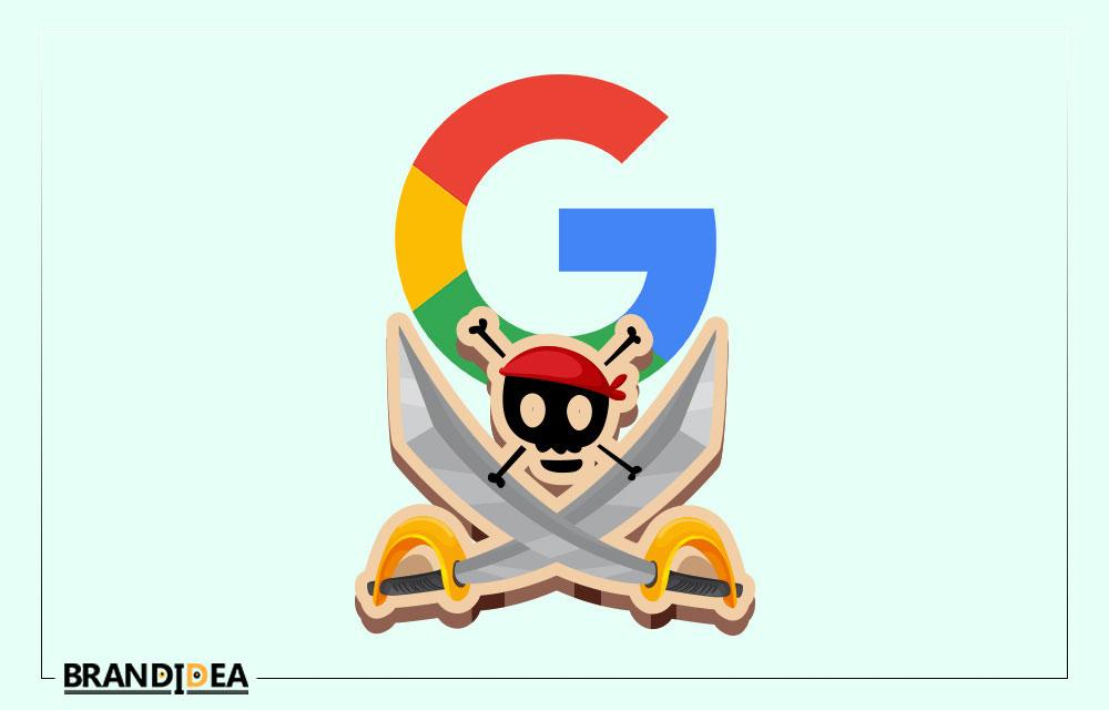 الگوریتم دزدان دریایی (Google Pirate Algorithm)