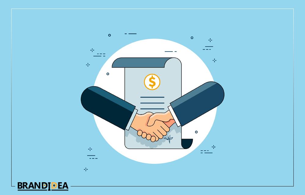 قرارداد بین فروشنده و مارکت پلیسها